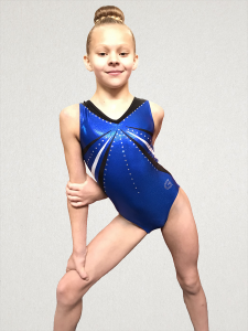 SHATTERED Gymnastic Leotard (available in three colours)