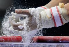 Powder Gymnastic Chalk www.gymnasticplanet.com