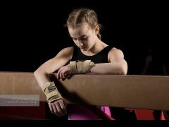 Tiger paw gymnastic wrist support