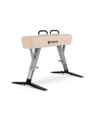 SPIETH FIG certified competition pommel horse