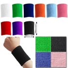 Double Wide Cotton Wristband